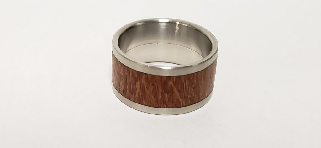 Lacewood Ring